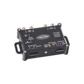 PC1-609 2 kanálová aktivní redukce repro/CINCH Odrušovací filtry/převodníky