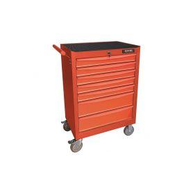 EXTOL PREMIUM Vozík na nářadí, 7 zásuvek, nosnost 250kg EXTOL-PREMIUM