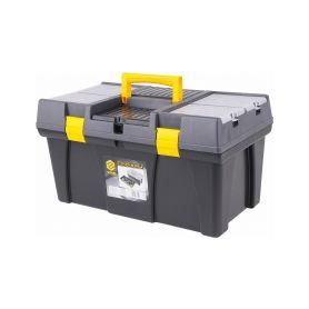 """TOYA Box na nářadí plastový 23"""", 2 zámky TOYA 4-to-78815"""