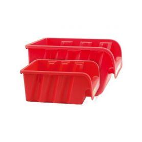 TOYA Box skladovací P-4, 23,5 x 17,3 x 12,5 cm TOYA 4-to-78824