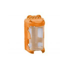 EXTOL-CRAFT EX78913 Organizér modulový závěsný - oranžový, 210ml (60 x 92mm), PP Organizéry nářadí
