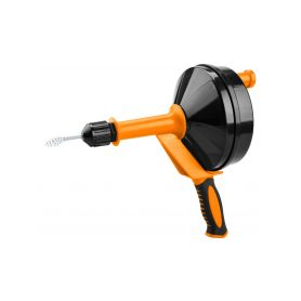 EXTOL-CRAFT EX5464 Protahovací pero bubnové na čištění odpadů, délka 6m Instalatérské nářadí