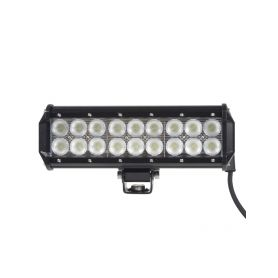 WL-CREE54 LED rampa, 18x3W, 235x73x107mm Pracovní světla a rampy