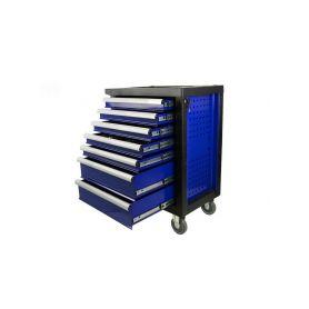 GEKO G10832 Dílenský vozík, plně vybavený, 171ks, 6 přihrádek Dílenské vozíky