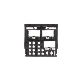 25055/1NEW MOST plast konektoru černý ISO - FAKRA piny, plasty
