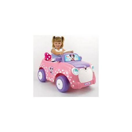 FEBER Feber Motorové vozítko Minnie 6V 8410779586032