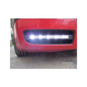 DRLSK04/JUST LED světla pro denní svícení Škoda Octavia I 2000-10, ECE Denní svícení OEM
