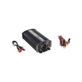 LED BA15s bílá, 12-24V, 30LED/3030SMD