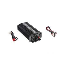 35624 Měnič napětí z 24/230V + USB, 600W Měniče z 24V na 230V