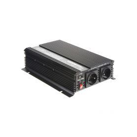 351624 Měnič napětí z 24/230V + USB, 1600W Měniče z 24V na 230V