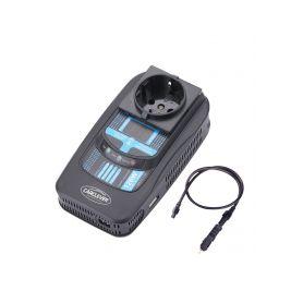 3512012D x Měnič napětí z 12/220V + USB 120W/displej Měniče z 12V na 230V