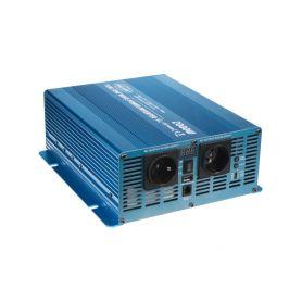 35PSW2012D Sinusový měnič napětí z 12/230V, 2000W/displej Sinusové měniče