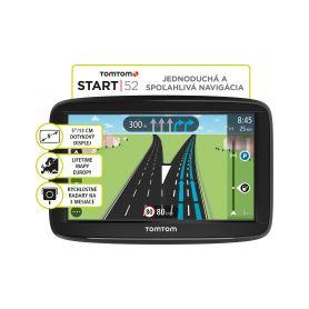 TomTom Start 52 Lifetime Přenosné GPS navigace