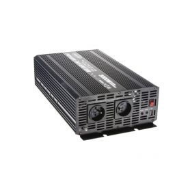 353012 Měnič napětí z 12/230V + USB, 3000W Měniče z 12V na 230V