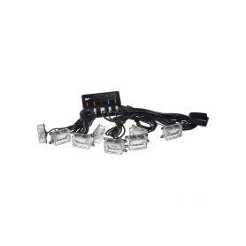 Kožená pouzdra pro OEM ovladače  1-482mi101 x Kožený obal pro klíč Mini 482MI101