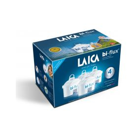 Laica Laica Bi-Flux Cartridge 4ks 3-lai-f4m