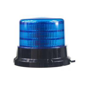 PROFI LED maják 12-24V 36x0,5W modrý ECE R10 167x132mm