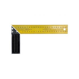 TOYA TO-18250 Úhelník truhlářský 250 mm Ruční délková měřidla