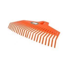 TOYA TO-35786 Hrábě vějířovité 430 mm plast 23 zubů Ruční nářadí na zahradu