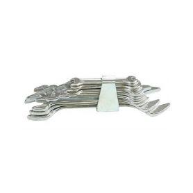 TOYA TO-50590 Sada klíčů plochých 8 ks 6 - 22 mm spona Ploché