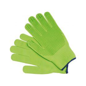 TOYA TO-74094 Rukavice zahradní bavlněné zelené FRESH Pracovní rukavice