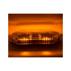 SRE2 LED rampa 388mm, oranžová, magnet, 12-24V, homologace ECE R65 Malé magnetické