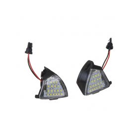 961VW06 LED osvětlení do zrcátka VW Golf V, Seat Pro interiér, kufr, dveře