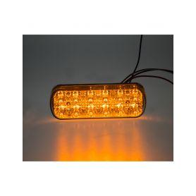 911-52 PROFI výstražné LED světlo vnější, 12-24V, ECE R10 Vnější ostatní