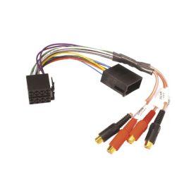 PC9-451 4 kanálová redukce z ISO na CINCH Adaptéry pro aktivní systémy