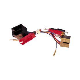 PC9-404 Active syst. adapt. pro Audi CINCH /zadní aktivní repro Adaptéry pro aktivní systémy