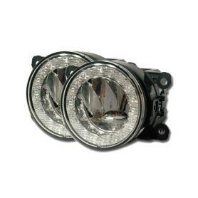 DRLFOG90FW LED mlhová světla/světla denního svícení/poziční světla, ECE Denní svícení UNI