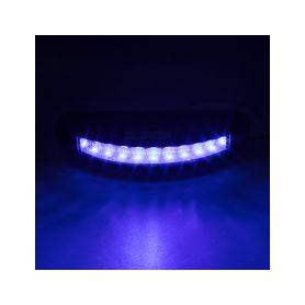 911-C9BLU PROFI výstražné LED světlo vnější, modré, 12-24V, ECE R10 Vnější ostatní