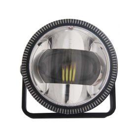 FOGLED12 LED mlhová světla, homologace ECE R19 Mlhová světla