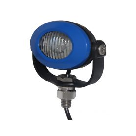 911-E33B PROFI LED výstražné světlo 12-24V 3x3W modrý ECE R10 92x65mm Vnější ostatní