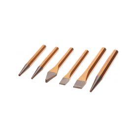 EXTOL-PREMIUM EX8801820 Sekáče, průbojníky a důlčík, sada 6ks, v nylonovém pouzdře, CrV Další nářadí