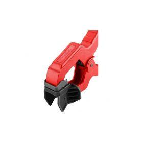 EXTOL-PREMIUM EX8815420 Svorka pružinová plastová 3 v 1, 155mm, max. rozevření čelistí 50mm, nylon Svěráky a stahováky