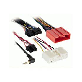 27020MZ01 x METRA kabeláž Mazda CX7, CX9 2007- pro 27020 Adaptéry pro aktivní systémy