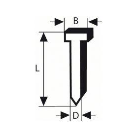 LED BAX9s bílá, 12V, 5LED/3SMD - 1