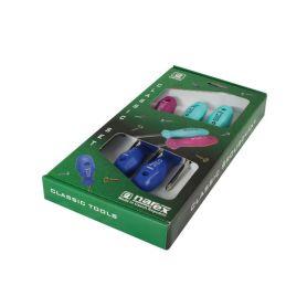 NAREX NAREX 865010 Sada šroubováků 5dílná PL/PH/PZ CLASIC 4-na865010