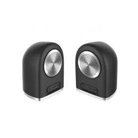 CEL-TEC Stereo Master Black Přenosné bezdrátové reproduktory