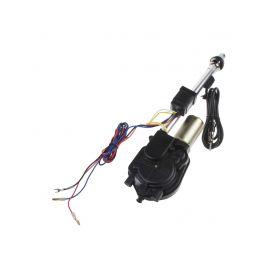 62040 Elektrická anténa univerzální stříbrná Teleskopické antény