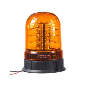 WL93FIX LED maják, 12-24V, 24x3W oranžový, ECE R65 LED pevná montáž