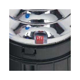 CarClever 1-tónová fanfára 180mm, 12V s kompresorem 1-sn-041-12v