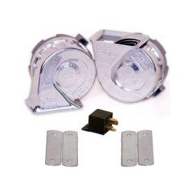 Kufr - interiér - dveře  1-leddreda LED bezpečnostní osvětlení dveří, červené (sada 2 ks vč. baterie)