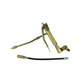 GEKO G01129A Pneumatická pistole s kovovou/gumovou hadicí Pistole