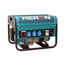 HERON Elektrocentrála benzínová 5,5HP, 2,3kW,EGM 25 AVR, záruka 3 roky HERON 4-ex8896111