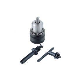 """EXTOL-CRAFT EX79998 SDS Plus redukce + hlava na vrtačku se sklíčidlem, 1,5-13mm, závit 1/2"""" Příslušenství k vrtačkám"""