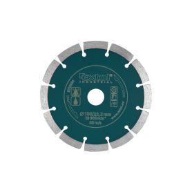 EXTOL-INDUSTRIAL EX8703032 Kotouč diamantový řezný segmentový Grab Cut, 125x22,2mm, suché řezání Diamantové řezné kotouče