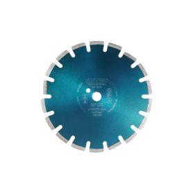 EXTOL-INDUSTRIAL EX8703092 Kotouč diamantový řezný segmentový na ASFALT, 350x25,4mm, suché i mokré řezání Diamantové řezné ko...