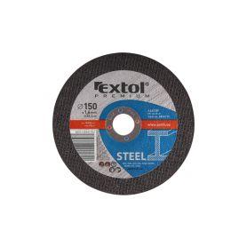 EXTOL-PREMIUM EX8808115 Kotouč řezný na ocel, 150x1,6x22,2mm Řezné kotouče